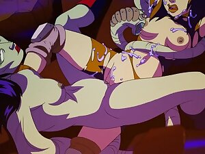 Extreme Ghostbusters Crazy Send-up Porn Video