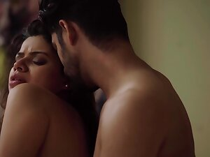 Sexually attractive Indian tart energizing porn clip