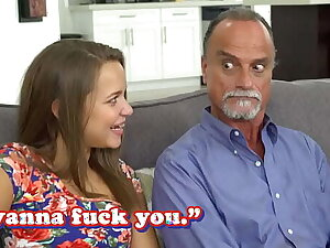 DON'T FUCK MY DAUGHTER - Kharlie Stone, Lucie Cline, Kiley Jay And More!