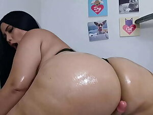 worship my ass coupled with JOI
