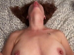 Great White Father Redhead Wed Fucks My Roommate til He Cums.MOV